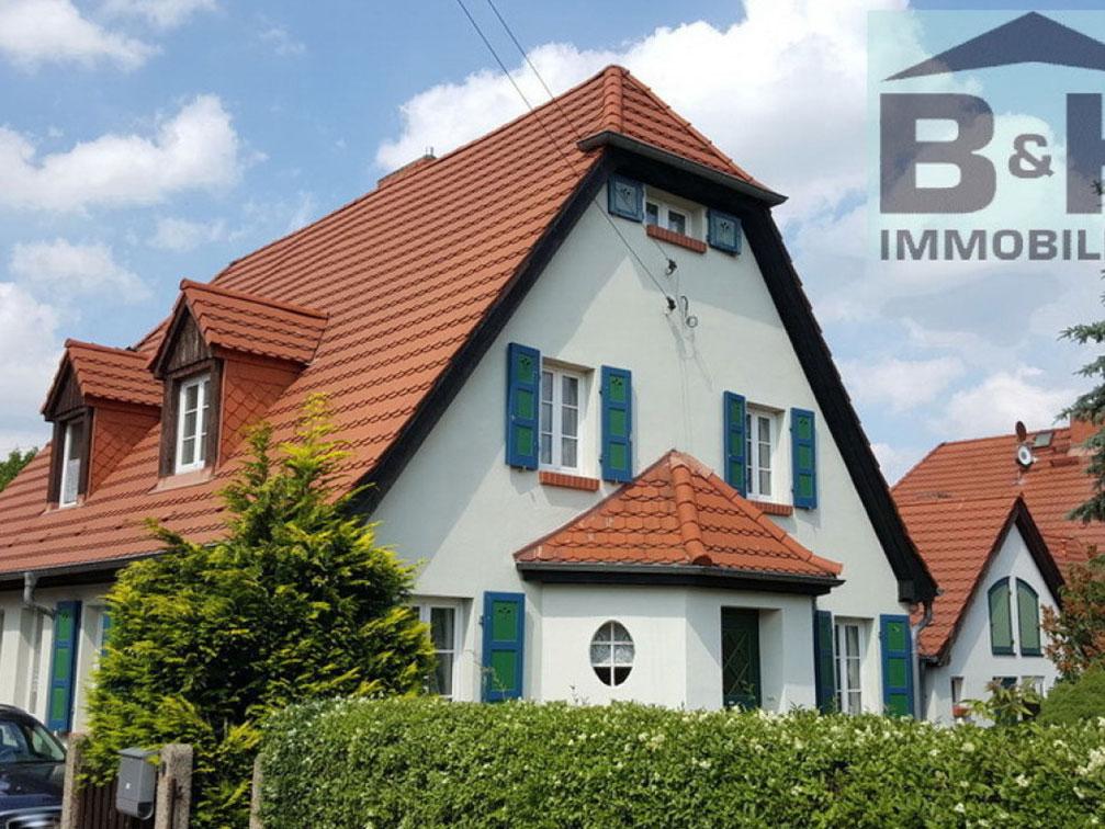 Eigenheim Denkmalschutz in Wolfen