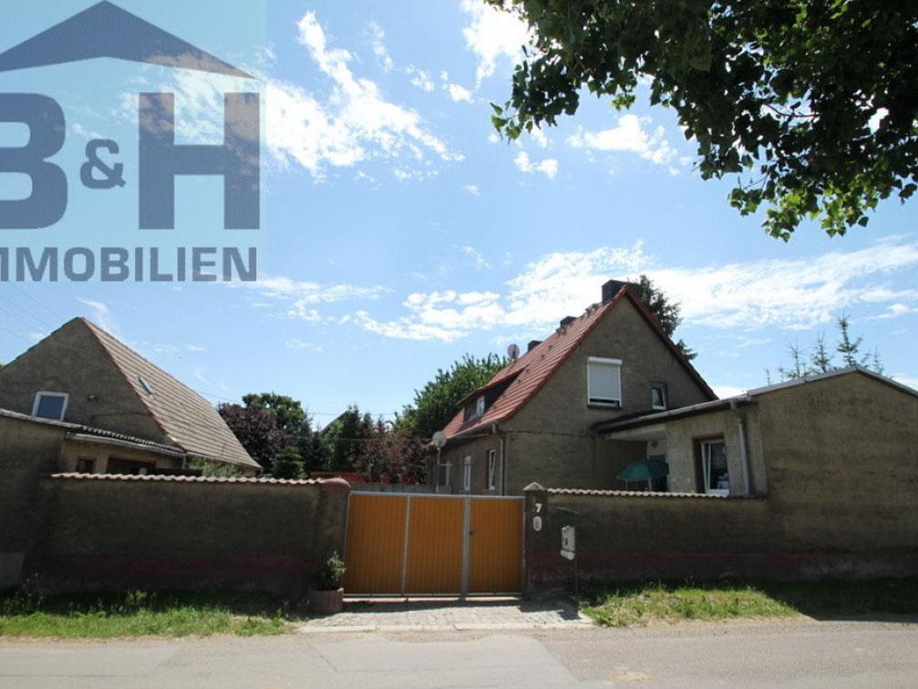 Eigenheim in Brehna