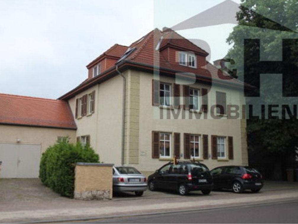 Mehrfamilienhaus in Bitterfeld