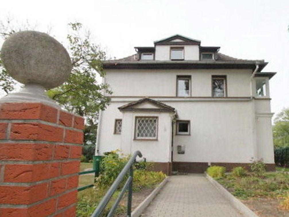 Mehrfamilienhausvilla in Bitterfeld